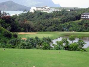 Princeville Resort - Makai Golf Course