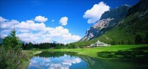 Banff Springs Cauldron