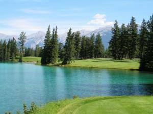 Jasper Park Lodge Golf 02